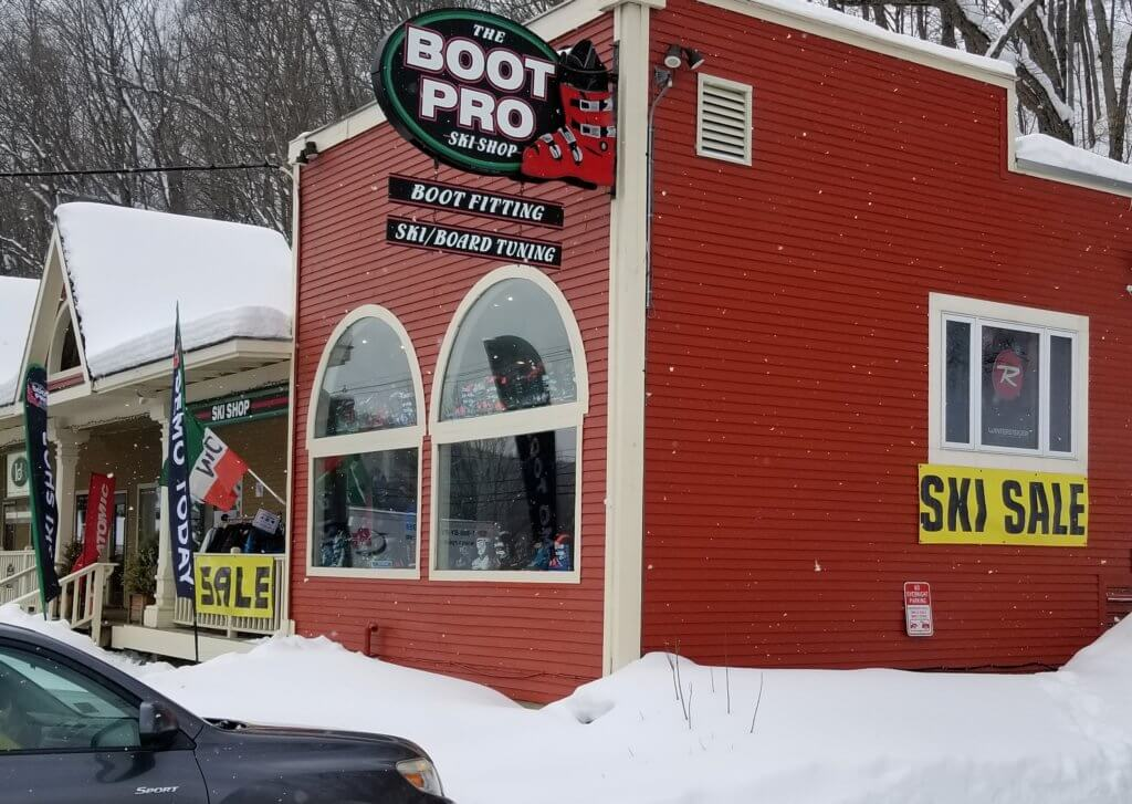 The Boot Pro is having an End of Season Sale