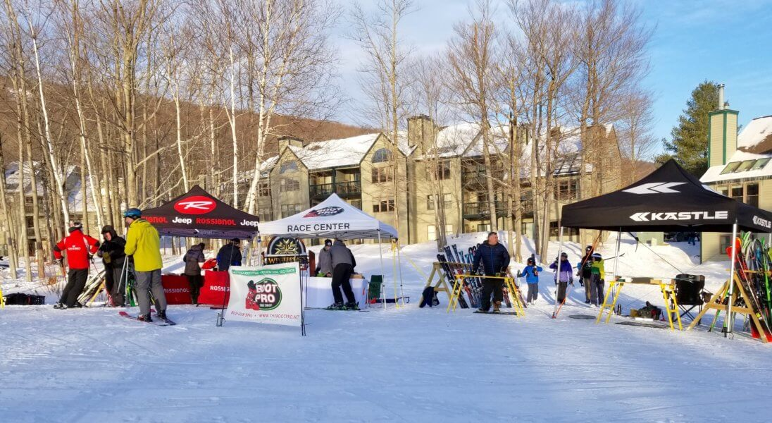 Winterplace Ski Demo