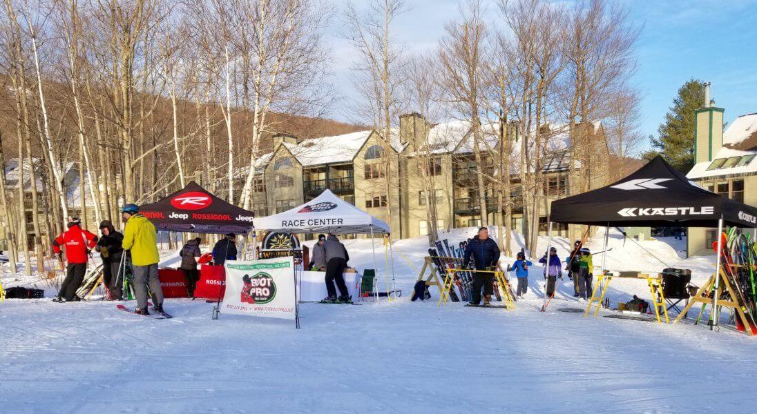 Winterplace Ski Demo