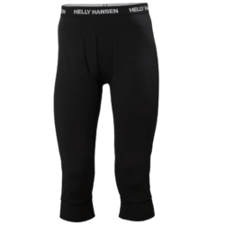 Helly Hansen Men's Lifa Merino Midweight 3/4 Pants 2021 2021 at The Boot Pro in Ludlow, Vermont